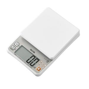 ごはんのカロリーも計れます。 ●商品サイズ:幅129×奥行き186×高31mm。重量:305g。