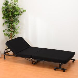 アイリスオーヤマ 折りたたみベッド/OTB-TR 商品重量:28.0kg