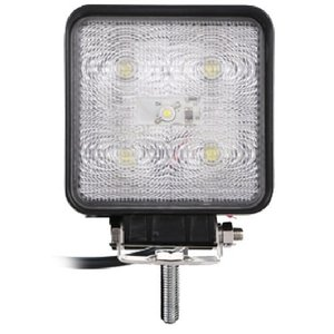 大型LEDで明るいLEDワークライト。 ●LED色:白。●LED数:5個。●消費電力:15W(3Wx...