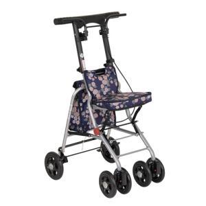 Tacaof シプール/SICP02_keiro0816 ネイビー/410×525×815-940mm
