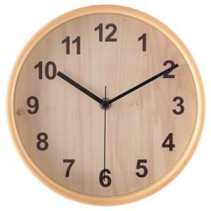 不二貿易 プライウッド掛時計 22cm /8...の関連商品10