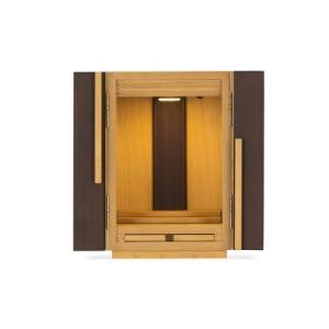 フランスベッド 仏壇 メモリーナ  AM-05 ナチュラル/(仏壇サイズ)14号 ナチュラル