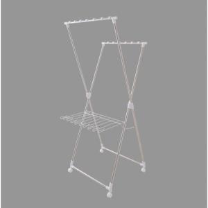 アイリスオーヤマ 風ドライ室内物干し/KDM-70X 700×800×1830mm|dcmonline
