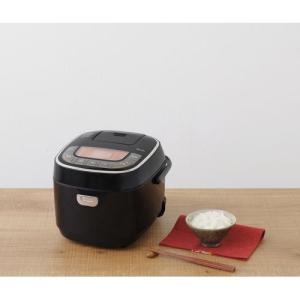 アイリスオーヤマ 米屋の旨み 銘柄炊きジャー炊飯器5.5合/RC-MC50-B