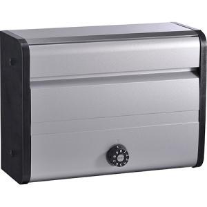 ポステック 集合郵便受/CSP-106DS シルバー/W380 H280 D145mm|dcmonline