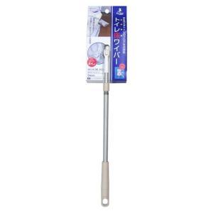アズマ工業 トイレ掃除 モップ ニュートイレフロアワイパー/AZ562