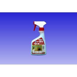 アサヒペン カベ塗料用下塗り剤 本体 480ml 本体 ハンドスプレー式/480ml|dcmonline
