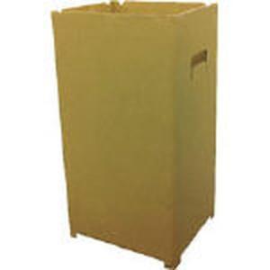 ★5000円以上で送料無料★ ●段ボールの簡易ゴミ箱です。●使用後の処理が簡単です。●4隅の脚が凹凸...