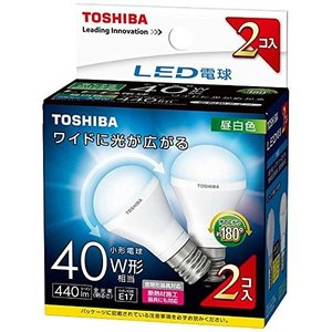 ★5000円以上で送料無料★ 小形電球40W形相当。 ●ワットの区分:小形電球40W形相当。●口金:...