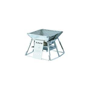 ロゴス ピラミッドグリル・コンパクト/81063112|dcmonline