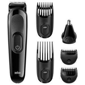 ブラウン マルチグルーマー ヒゲトリマー/鼻毛カッター/耳毛カッター MGK3020