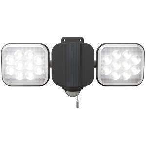 ムサシ RITEX フリーアーム式LEDセンサーライト(12...