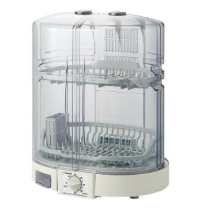 象印 縦型食器乾燥機 80cmロング排水ホースつき EY-KB50-HA|ddshop
