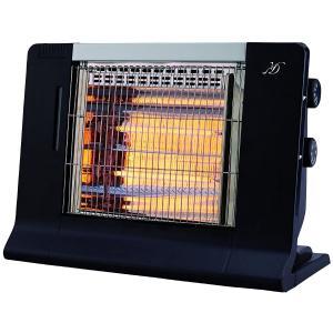 在庫処分 ゼピール スチーム機能付き 速暖 カーボンヒーター 800W DHC-A8355-BK ddshop