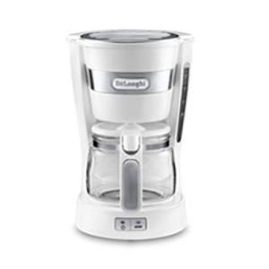 デロンギ コーヒーメーカー ホワイトDeLonghi ICM14011J-W|ddshop