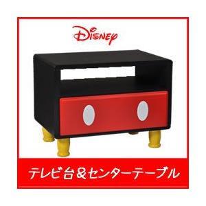 テレビ台 サイドテーブル ディズニー 完成品 ミッキーマウス TV台 コスチューム 日本製 ミッキー|deaini-kansya