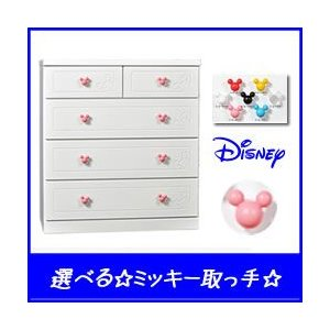 タンス チェスト 完成品 日本製 チェストディズニー  チェスト 4段  木製  ディズニー 幅80cm 4段 セレクトミッキー|deaini-kansya