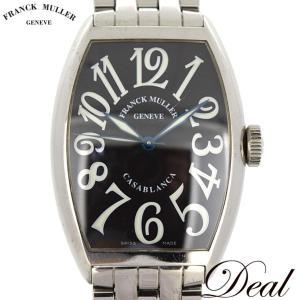 FRANCK MULLER フランクミュラー カサブランカ 5850 自動巻 メンズ 腕時計