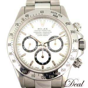 quality design 8be5e c5e6b ロレックス デイトナ 16520 白 A番 自動巻 ROLEX メンズ 腕時計