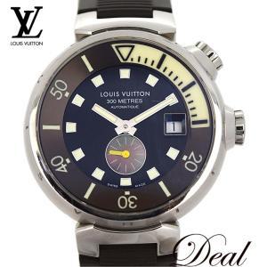 f5acf1c28612 ルイヴィトン タンブール ダイバー Q1031 LOUIS VUITTON メンズ 腕時計. 189,000円. 中古