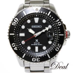 セイコー プロスペックス ダイバースキューバ SBDJ017 ソーラー 腕時計|dealmaker