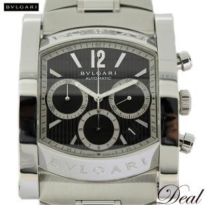 ブルガリ アショーマ クロノ AA48BSSDCH AA48SCH メンズ 腕時計