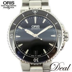 オリス アクイスデイト 733 7652 4154M ORIS レディース 腕時計|dealmaker