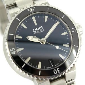オリス アクイスデイト 733 7652 4154M ORIS レディース 腕時計|dealmaker|02