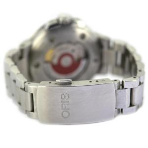 オリス アクイスデイト 733 7652 4154M ORIS レディース 腕時計|dealmaker|04