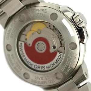 オリス アクイスデイト 733 7652 4154M ORIS レディース 腕時計|dealmaker|05
