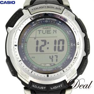 カシオ プロトレック PRW-1300J 電波 メンズ 腕時計