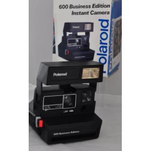 【送料無料】ポラロイド Polaroid 600 Business Edition Instant ...