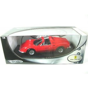 ■商品詳細 Die-cast of the Ferrari Dino 246 GTSProduced...