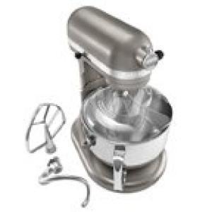キッチンエイド KitchenAid Factory Professional 600 6-Qt. Bowl-Lift Stand Mixer - Cocoa Silver (Certified Refurbished) 輸入品|dean-store