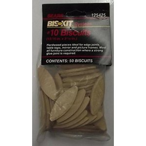"■商品詳細 Craftsman #10 Biscuits 13/16"" x 2-1/16"" 50pc..."