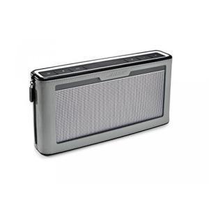 スピーカー Bose SoundLink III Bluetooth Speaker with Soft Cover Bundle (Gray) 輸入品 dean-store