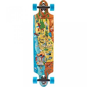 【送料無料】スケートボード Sector 9 Traveler Deck Skateboard, Assorted 輸入品|dean-store