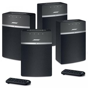 ■商品詳細 This Bundle contains: (4) Bose SoundTouch 10...