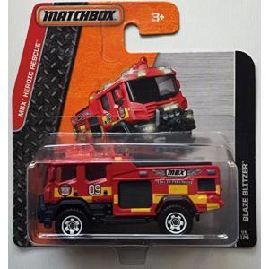 ■商品詳細 Matchbox 1:64 DiecastMBX Heroic Rescue ※原文のま...