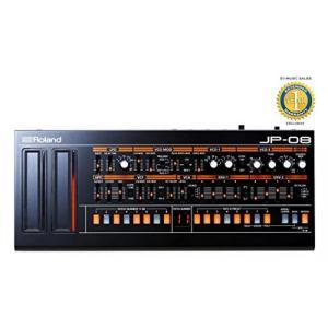 【送料無料】ローランドRoland Boutique JP-08 Limited-edition 4-Voice Synthesizer Module with 1 Year Free Extended Warranty 輸入品 dean-store