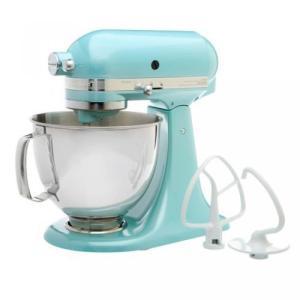 キッチンエイド KitchenAid RRK150AZ 5 Qt. Artisan Series - Azure Blue (Certified Refurbished) 輸入品|dean-store