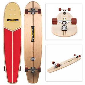 【送料無料】スケートボード Hamboards Huntington Hop Skateboard (Lifeguard) 輸入品|dean-store