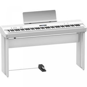 【送料無料】ローランドRoland KSC-90-WH Digital Piano Stand for FP-90-WH White 輸入品 dean-store