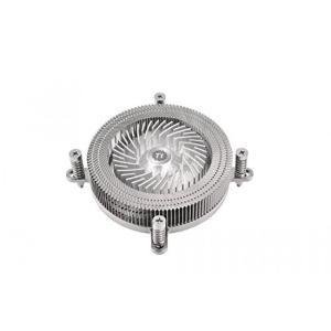 サーマルテイク PC用品 Thermaltake Engine 27 1U Low-Profile 70W Intel 60mm PWM CPU Cooler Cooling (CL-P032-CA06SL-A) 輸入品 dean-store