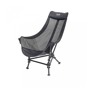 ENO Eagles Nest Outfitters - Lounger DL Camping Chair ブラック・チャコール|dean-store