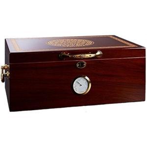 ヒュミドール 葉巻ケース Premium Large 100-150 Cigars La Mader...