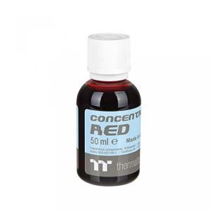 サーマルテイク PC用品 Thermaltake TT Premium Transparent Concentrate Dye 50ml Red CL-W163-OS00RE-A 輸入品 dean-store