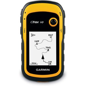 ガーミン  Garmin eTrex 10 Worldwide Handheld GPS Navigator 輸入品|dean-store