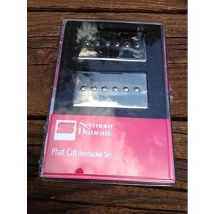【送料無料】 Seymour Duncan SPH90-1 Phat Cat Nickel Set ...