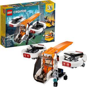 【送料無料】レゴ LEGO Creator 3in1 Drone Explorer 31071 Bu...